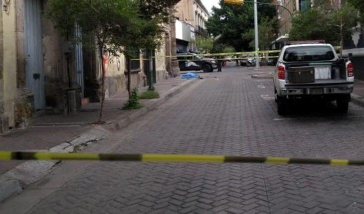 Asesinan a balazos a un hombre en Guadalajara