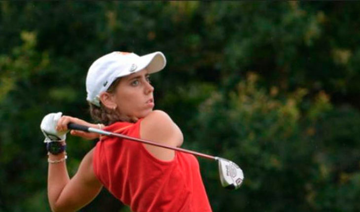 Asesinan en Estados Unidos a la golfista española Celia Barquín