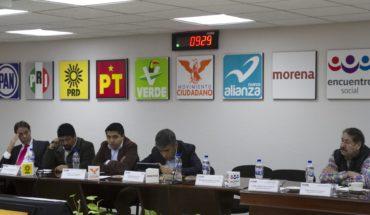 Austeridad para partidos: Morena propone reducir 50% financiamiento