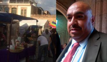 Ayuntamiento de Morelia aún no sabe cómo abordar el tema del ambulantaje