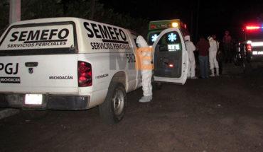 Balean a pareja en la comunidad de La Rinconada en Zamora, Michoacán; el hombre fallece