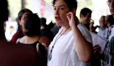 """Beatriz Sánchez y los conflictos en el FA: """"Tenemos que dejar de mirarnos el ombligo"""""""