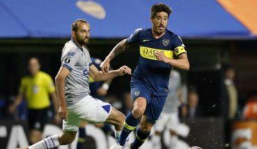 Boca supera a Cruzeiro y saca ventaja para la vuelta