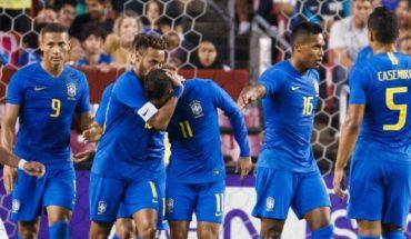 Brasil se lame las heridas con goleada 5-0 ante El Salvador