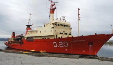 Buque argentino en Malvinas: la Armada negó un conflicto internacional