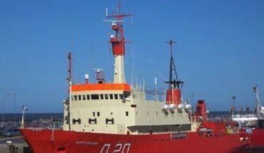 Buque argentino se acercó a Malvinas y un barco inglés fue a interceptarlo