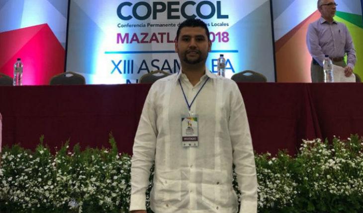 Busca Octavio Campo desde el Congreso de Michoacán, combatir la corrupción