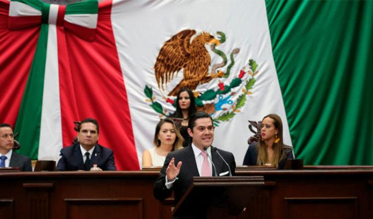 """Buscan diputados del PRI ser contrapeso necesario para mantener """"un verdadero equilibrio"""" en Michoacán"""