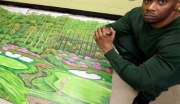 Cómo el amor al golf ayudó a liberarlo después de estar 27 años preso