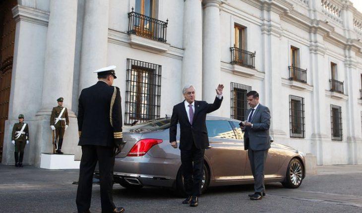 Cadem: desaprobación a Piñera subió 20 puntos en sus primeros seis meses de gobierno