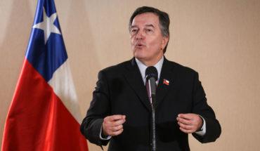 """Canciller Ampuero: """"Bolivia no va a lograr nada de lo que se propuso como objetivo"""""""