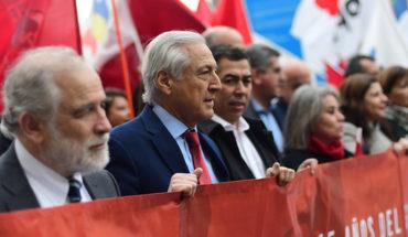 """Carlos Montes por acto en el Congreso: """"Esto no es contra La Moneda"""""""