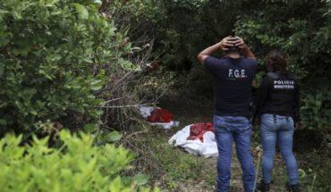 Cementerio clandestino en Veracruz ya fue excavado en 2017
