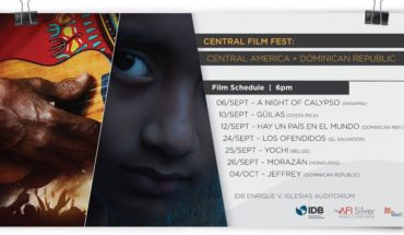 Central Film Fest: Central America on the Big Screen
