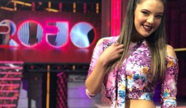 Chantal Gayoso fue eliminada de Rojo y su actitud fue duramente criticada en redes sociales