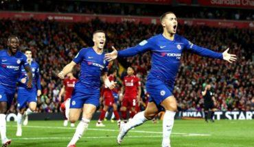 Chelsea da voltereta para eliminar a Liverpool con golazo de Hazard