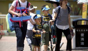 China podría planear retirar límites al número de hijos