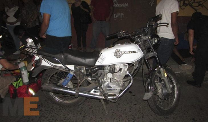 Chocan motocicletas en Zamora, Michoacán; hay tres lesionados