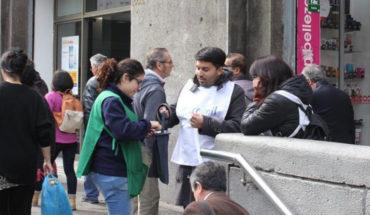 Coanil realiza hoy y mañana colecta nacional con foco en la inclusión laboral