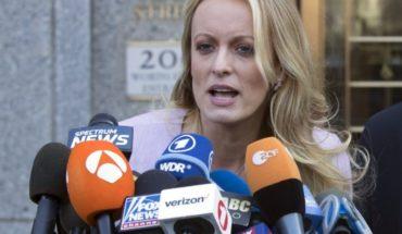 Compañía ofrece rescindir acuerdo con Stormy Daniels