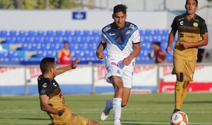 Con goles de Baez y Ángulo, Dorados vence 2-0 a Leones Negros