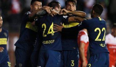 Con lo justo, Boca le ganó a Argentinos Juniors y se mete en la pelea de la Superliga