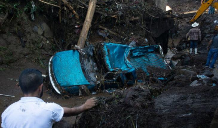 Confirma Protección Civil Michoacán, ocho muertos en Peribán