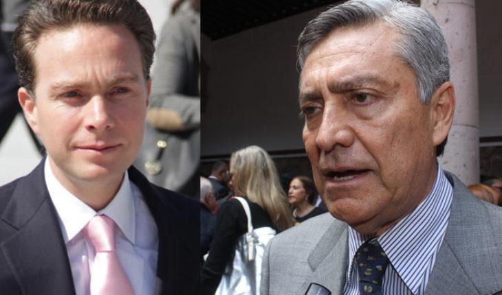 Cristobal Arias y Senadores Morenistas dan licencia a Velasco Coello, culminará Gobierno de Chiapas