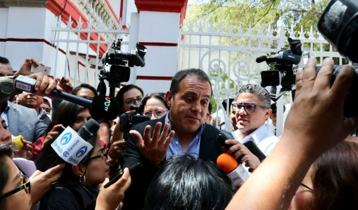 Cuauhtémoc Blanco rechaza acusaciones de Polevnsky