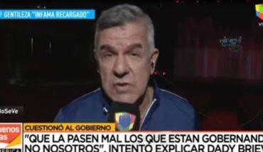 Dady Brieva pidió disculpas luego de sus críticas a Macri y sus votantes