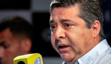 """Daniel Angelici preocupado por el futuro de Boca: """"Va a ser muy difícil traer jugadores"""""""