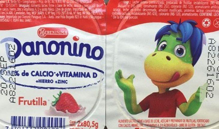 Danonino: ¿Es yogur o queso?