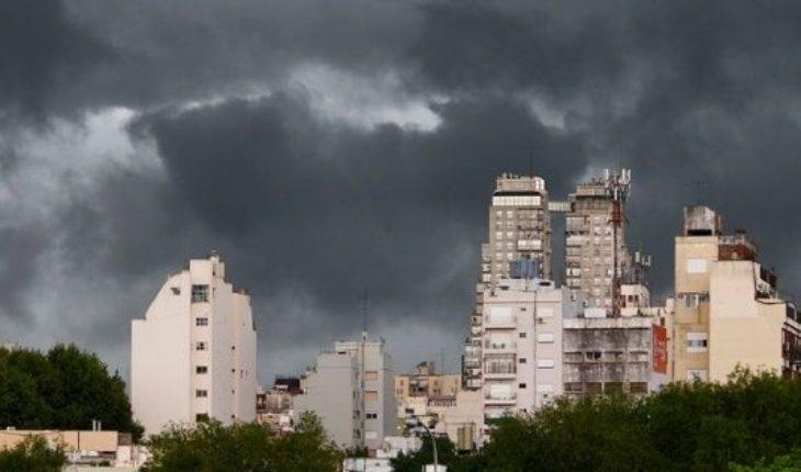 De Capital Federal a Mar del Plata: 400 km en alerta por fuertes tormentas y granizo