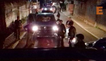Debido a la privación de la libertad de una policía de Tránsito Municipal, despliegan fuerte operativo en Zamora