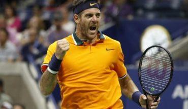Del Potro, como en casa: Barre a Coric y se cita con Isnet en cuartos del US Open