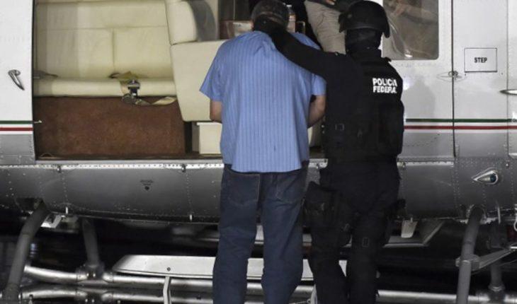 """Detienen a """"El Carpintero"""", líder del CJNG en Morelos"""