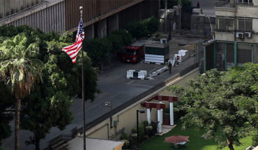 Detienen a joven en Egipto que planeaba atentar contra embajada de EUA