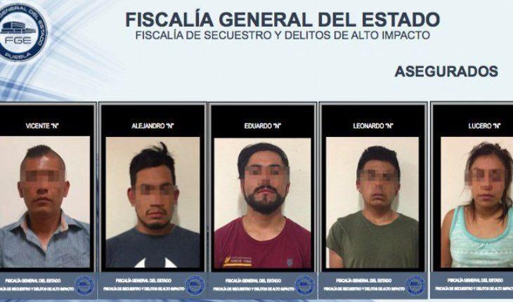 Detienen por secuestro a comandante de Puebla
