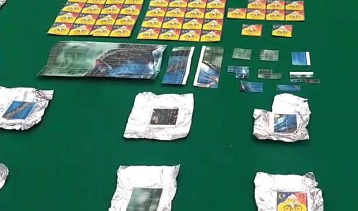 Detuvieron a dos personas que comercializaban éxtasis y otras drogas para Fiestas Patrias en Santiago