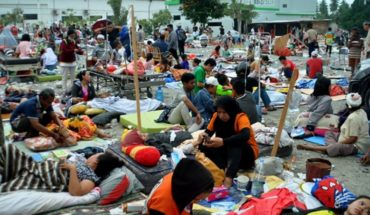 Devastación total: 832 muertos por tsunami y terremotos en Indonesia