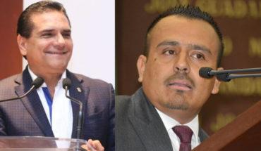 Diputado de Morena traiciona a su partido y vota a favor de privatización de seguridad en Michoacán