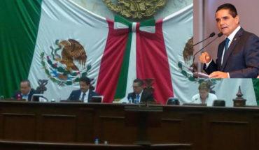 Diputados de Michoacán aprueban a Silvano crédito por mil 700 mdp para privatizar seguridad