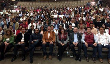 Diputados de Morena darán 45 mil pesos cada uno a fideicomiso