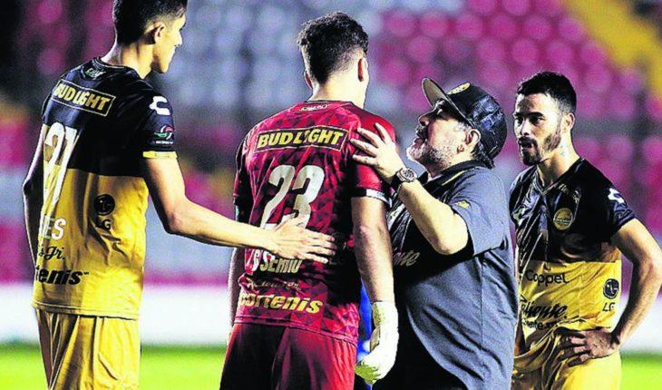 Dorados busca volver al triunfo, jugarán contra Leones Negros