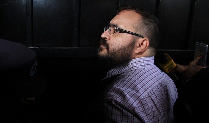 Dos acusadas por lavar dinero de Javier Duarte quedan libres