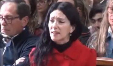 """Duras palabras de la mamá del rugbier a Julieta Silva: """"Le pido a Dios que le de paz a tu alma"""""""