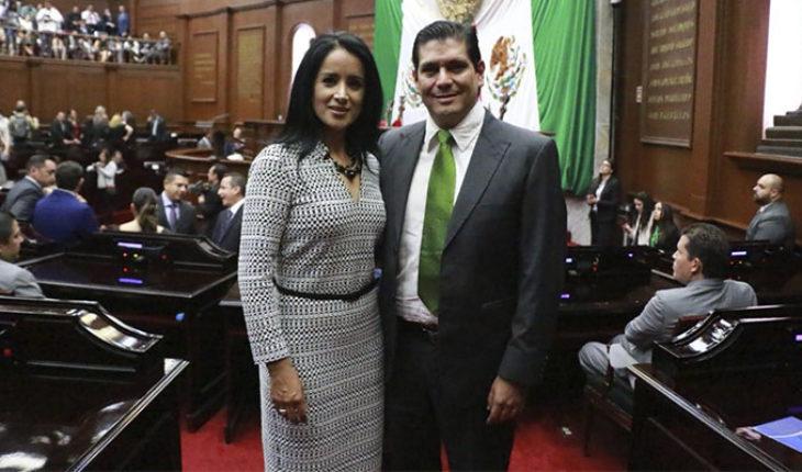 Ejes de agenda legislativa buscan el desarrollo de Michoacán, asegura fracción parlamentaria del Verde