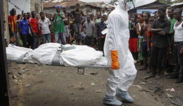 El ébola deja a cientos de niños huérfanos y perturbados