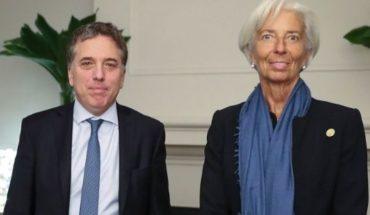 El FMI ratificó su apoyo total al programa de Argentina