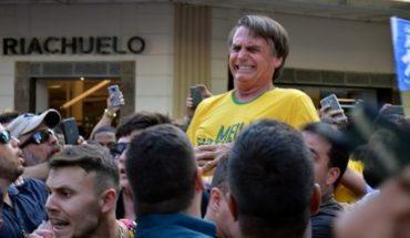 El Gobierno argentino condenó el ataque al candidato Jair Balsonaro, apuñalado en Brasil
